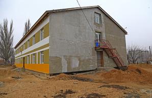 Казармы для 28-й бригады в поселке Черноморское под Одессой строили с нарушениями