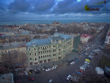 Дом Руссова в Одессе будут охранять за 315 тысяч