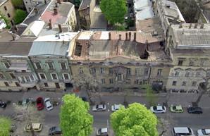 Одесситы требуют от городской власти спасти дом Гоголя