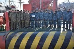 Для ВМС Украины подготовили новых водолазов