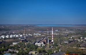 Одесская ТЭЦ блокирует работу системы теплоснабжения города