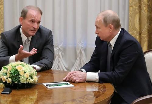 Параллельная политическая реальность Виктора Медведчука