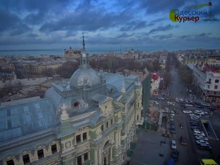 Одесская мэрия называет ложной информацию об аренде помещений в доме Руссова