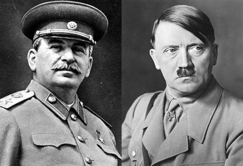 """Целовались ли """"в десна"""" Сталин и Гитлер во Львове?"""