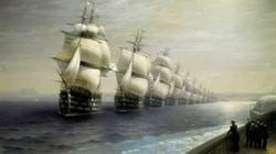 «Кто проживает на дне морском»: Город погибших кораблей