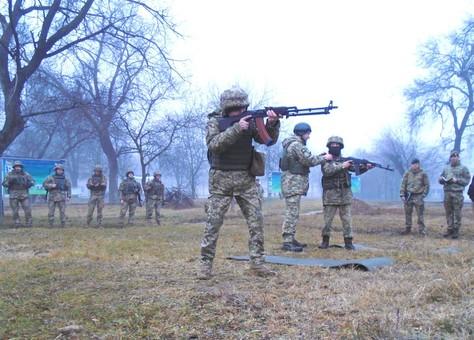 В Одесской области работает британская военная миссия