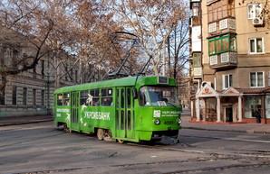В Одессе в этом году планируют отремонтировать три перекрестка с трамвайным движением