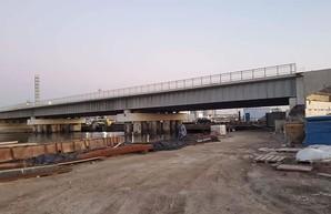 На достройку постоянного моста через Сухой Лиман возле Черноморска в Одесской области нужно еще 87 миллионов гривен