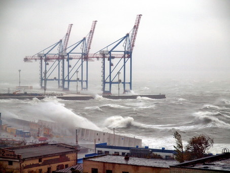 Непогода начнется в Одессе уже сегодня