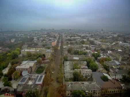 В Одессе устроили массовое отключение света