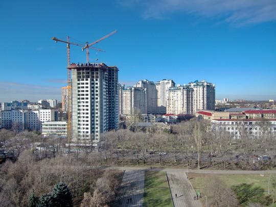 В Одессе готовят к застройке высотками два участка в районе 1-й станции Фонтана