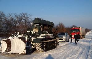 Начало снегопада в Одесской области ожидается вечером 5 февраля