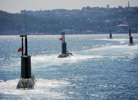 """Турецкие ДЭПЛ """"Тип-209/1400"""" стали получать на вооружение противоторпедные комплексы """"Заргана"""""""