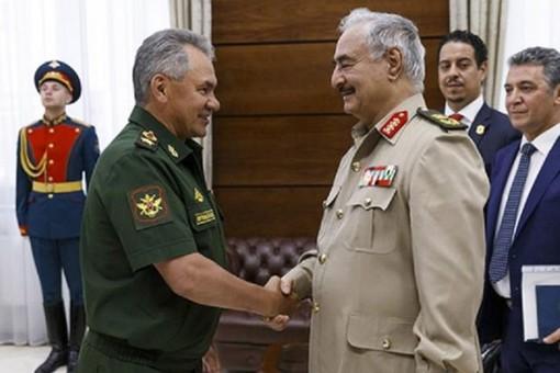 """Россия """"слила"""" своего союзника в Ливии"""
