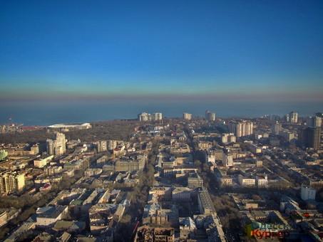 Пятничное отключение света в Одессе