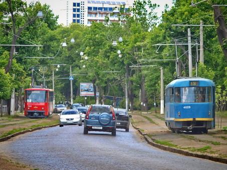 Городские власти Одессы решили сохранить Французский бульвар в нынешнем виде