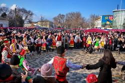 Как бессарабские болгары отметили Трифон Зарезан в Болграде (ФОТО, ВИДЕО)