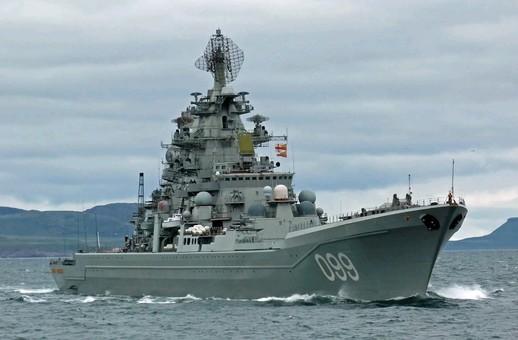"""Россия отказалась от модернизации ещё одного боевого корабля - """"денег нет!"""""""