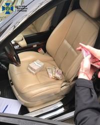 СБУ задержала в Киеве главу одесского госпредприятия за вымогательство полумиллиона гривен