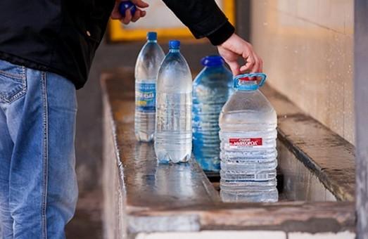 В Одессе качество воды в бюветах проверят за 178 тысяч гривен