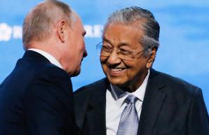 Не лучшая марионетка Кремля - малазийский премьер-министр, уходит в отставку