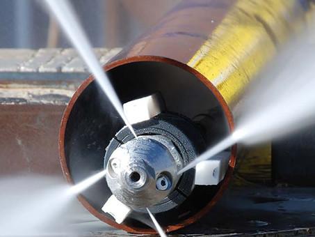 Эффективная чистка труб в вашем доме