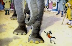 Слоны и Моська или как Россия угрожает миру