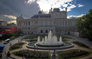 В Одессе обещают запустить фонтаны в марте