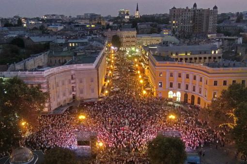 Одесская область отмечает юбилей (ВИДЕО)