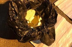 В Одесской области СБУ изъяла южноамериканский кокаин