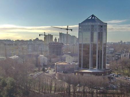В Одессе снова продают офис лопнувшего банка