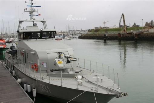 Морская охрана Украины пополнится французскими катерами