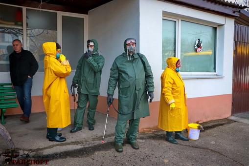 Из-за китайского коронавируса массовые мероприятия в Украине окажутся под запретом