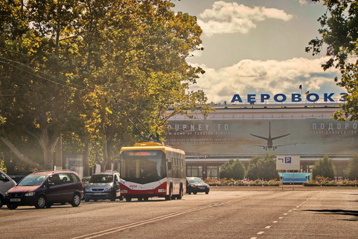Старый терминал Одесского аэропорта хотят превратить в музей авиации