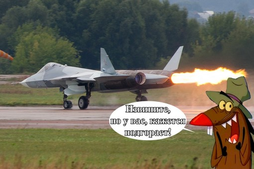 """Провал проекта Су-57 в РФ оправдывают его """"уникальностью"""""""