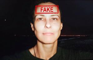 Юлия Чичерина в Одессе или про фейк на амбразуре безумия
