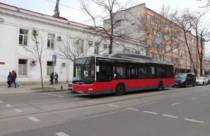 В мэрии Одессы обязали перевозчиков дезинфицировать салоны маршруток на конечных остановок