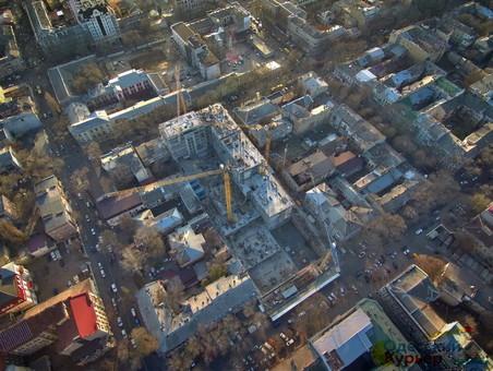 Одесские застройщики получают полную свободу: президент ликвидировал ГАСИ