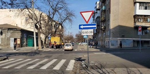 В Одессе пока не будут делать односторонней улицу Пишоновскую