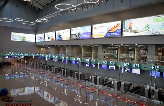 В Международном аэропорту Одессы рассказали, как будут работать во время карантина из-за короновируса