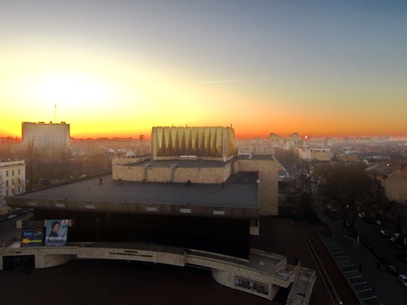 Некоторые одесские театры переходят в онлайн-режим