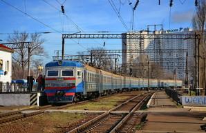 С 18 марта в Одессу не будут ходить пассажирские поезда.