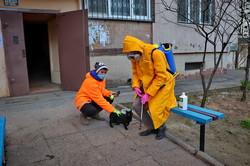 Одесса на карантине: транспортный ад и коммунальный аврал (ФОТО, ВИДЕО)