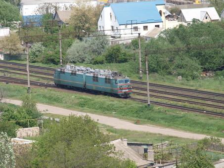 В Одессе на два дня закроют движение по одному из железнодорожных переездов