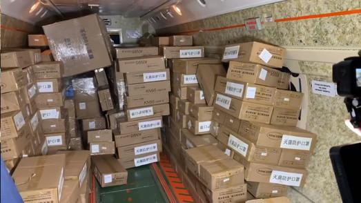 В Одессу привезли из Киева тесты на коронавирус: неизвестно сколько