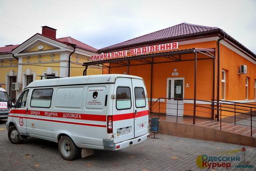 В Одесской области нашли первого заболевшего коронавирусом
