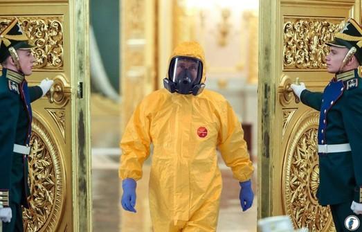 Обращение Путина к Россиянам в связи с эпидемией коронавируса: шила в мешке утаить не удалось
