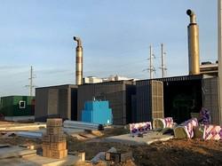 Как строят станцию дегазации на главной одесской мусорной свалке (ФОТО)