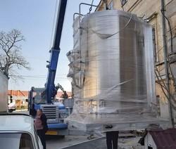 Одесская инфекционная больница получает новое оборудование и средства защиты