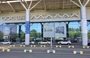 В аэропорту Одессы начался заключительный этап строительства новой взлетно-посадочной полосы